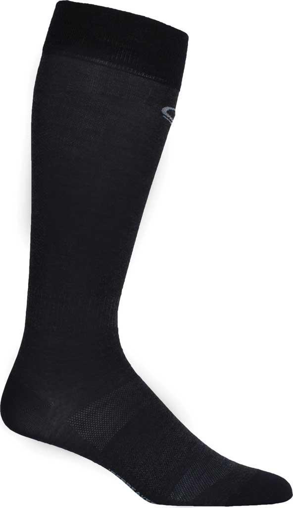 b38ba50e09 Lyst - Icebreaker Snow Liner Over The Calf Sock (2 Pairs) in Black ...