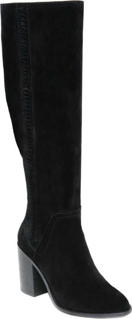 11c6d9d1289 Lyst - Steve Madden Roxana Knee High Boot in Black - Save 24%