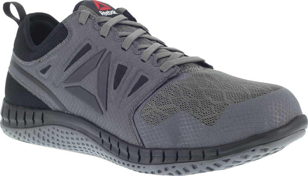 603261890d Lyst - Reebok Rb4252 Zprint Work Athletic Steel Toe Oxford in Gray ...