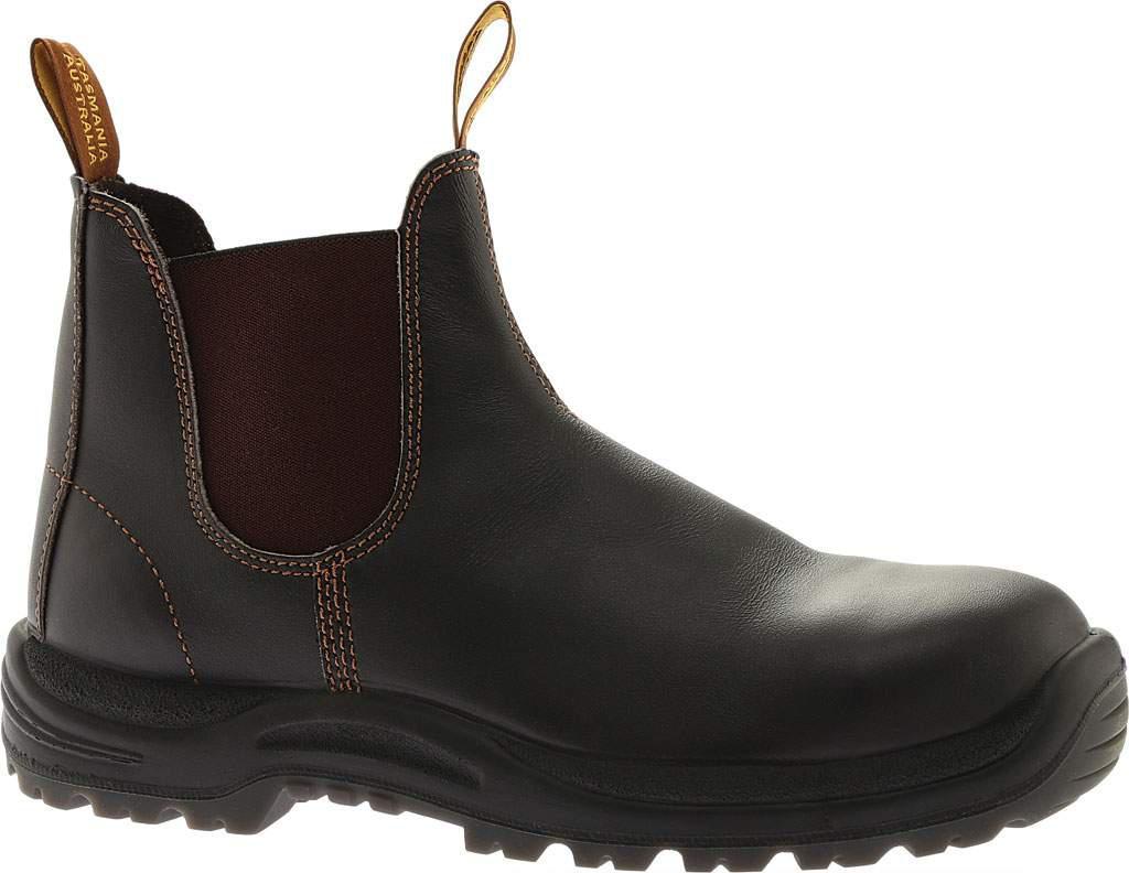 Blundstone. Men's Brown Steel Toe Cap Work Boot 172