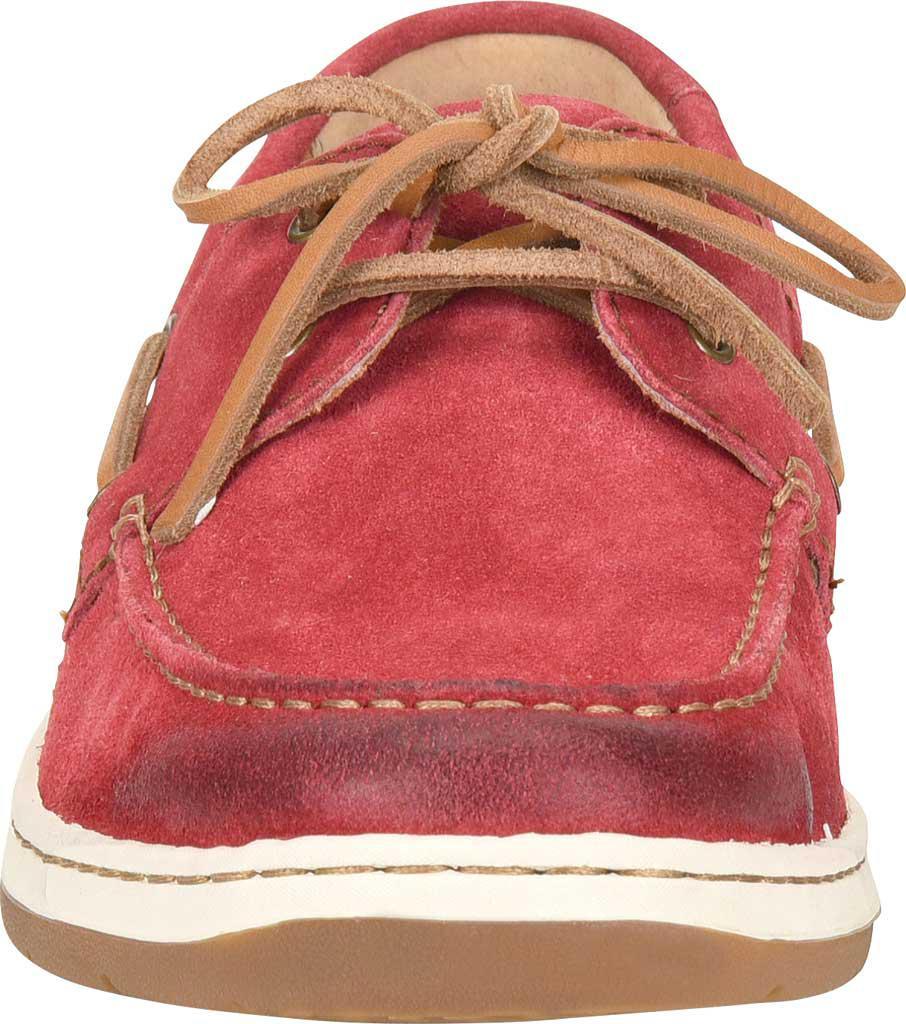 Ocean 2-eye Distressed Boat Shoes