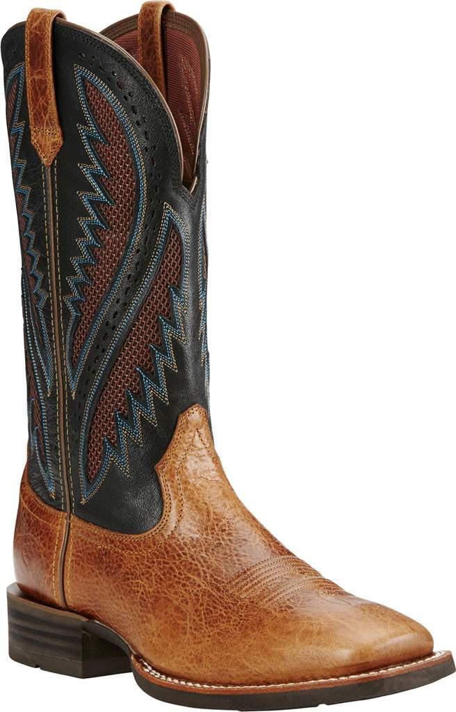 d92b425550a Lyst - Ariat Quickdraw Venttek Cowboy Boot in Brown for Men