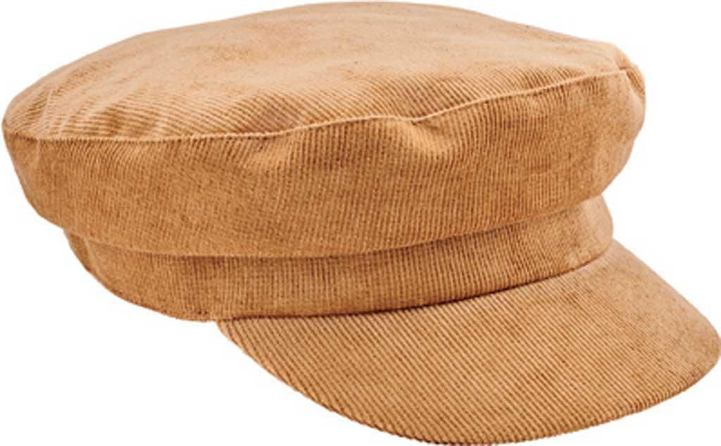 dd958d8d720 Lyst - San Diego Hat Company Greek Fisherman Cord Cap Cth8162 in Natural