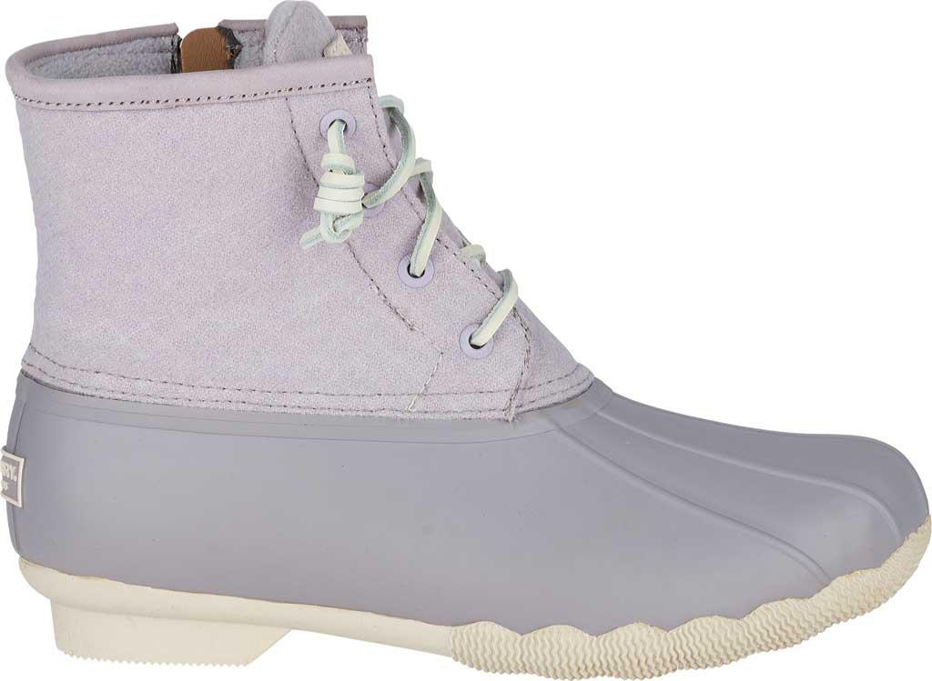 Sperry Top-Sider Leather Saltwater Wool