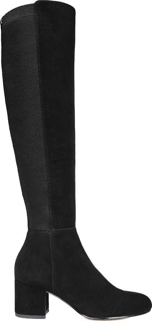 b6b3cd2a1 Sam Edelman - Black Valda Knee High Boot - Lyst. View fullscreen
