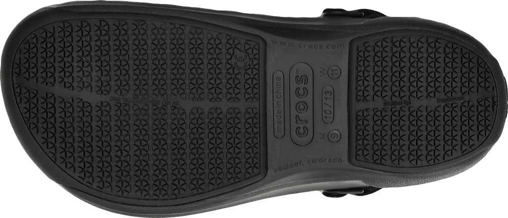 8aca24c5e Crocs™ - Black And Bistro Pro Literide Clog - Lyst. View fullscreen