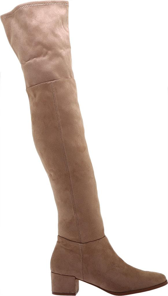 2c3d22fdd01 Chinese Laundry - Brown Felix Over The Knee Boot - Lyst. View fullscreen