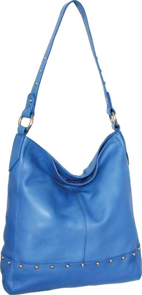 c45b020fd Lyst - Nino Bossi Calypso Leather Hobo Bag in Blue