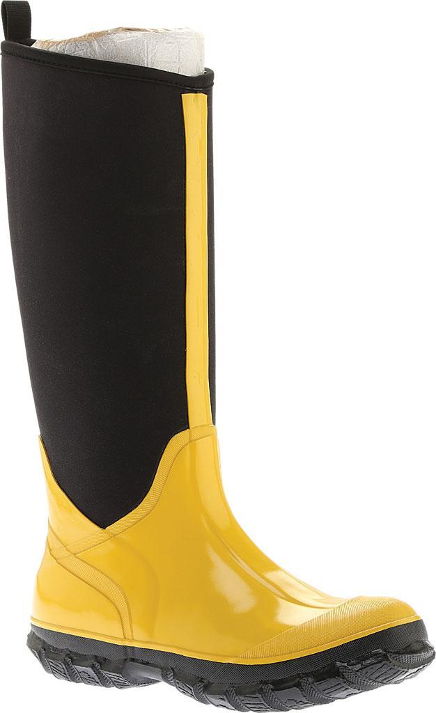 Baffin. Women's Yellow Meltwater Tall Rain Boot