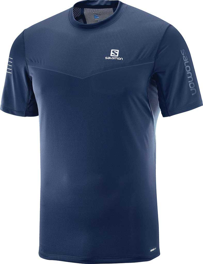 Lyst - Yves Salomon Fast Wing Short Sleeve Tee in Blue for Men 5d101bc11a63f