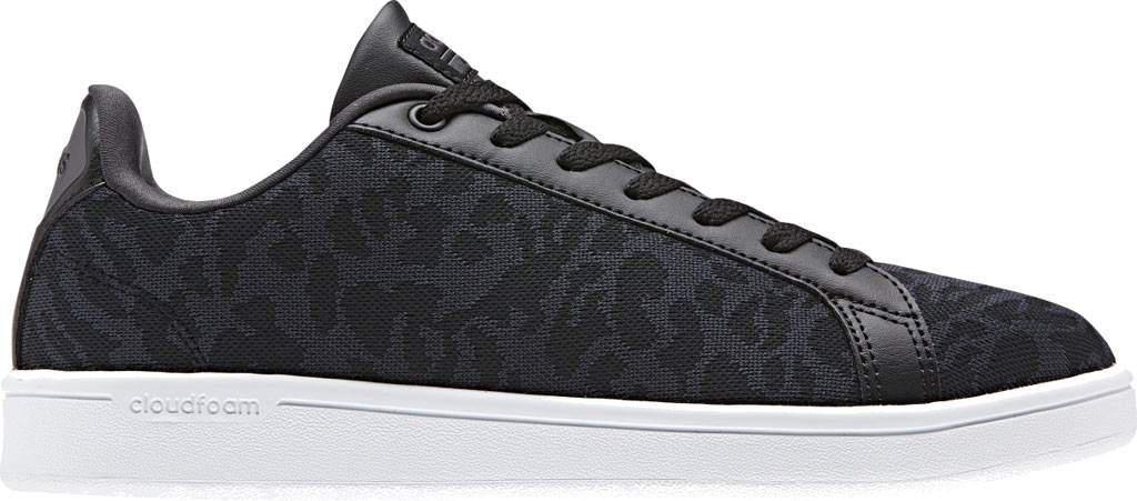 6d9383524391 Lyst - adidas Neo Cloudfoam Advantage Clean Court Shoe in Black