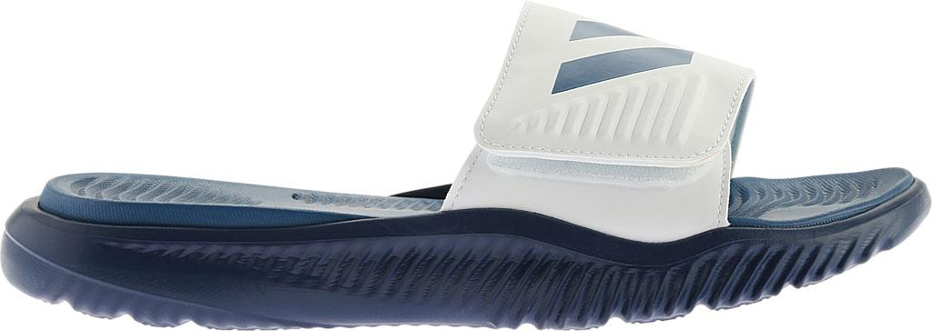 18ed0070a7906 Lyst - adidas Alphabounce Slide in Blue for Men