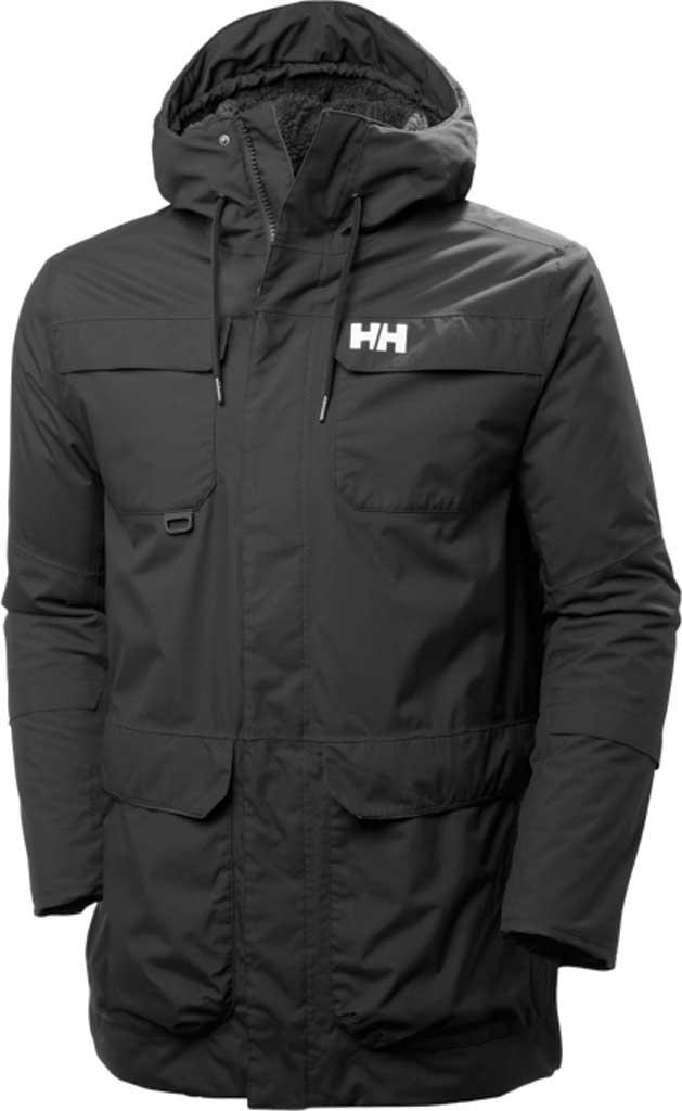 b3d8634508 Lyst - Helly Hansen Galway Parka in Black for Men