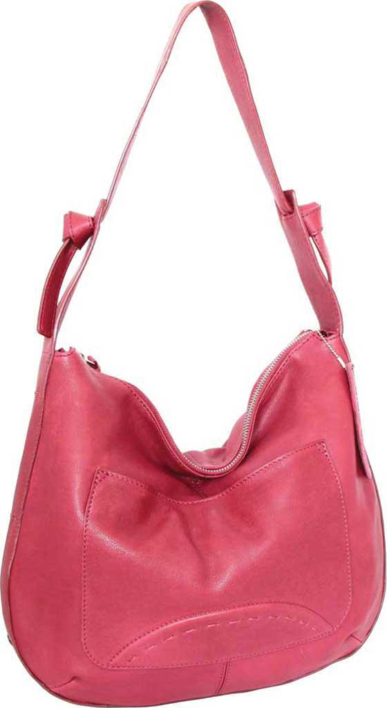 Lyst - Nino Bossi Hayley Hobo Handbag in Red 957399921fc11