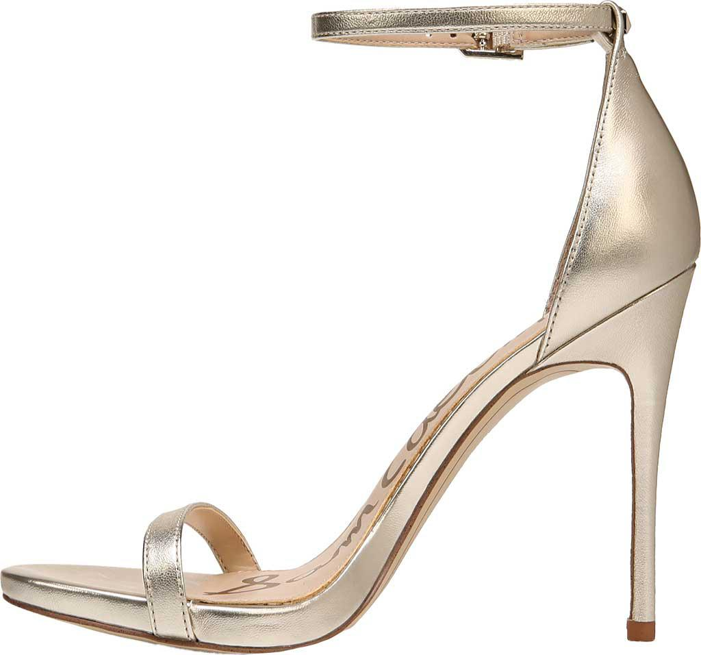6e345661bd7d Sam Edelman - Metallic Ariella Ankle Strap Sandal - Lyst. View fullscreen