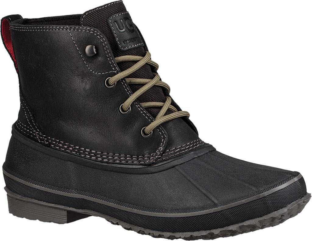 c296d7aca9f Men's Black Zetik Duck Boot