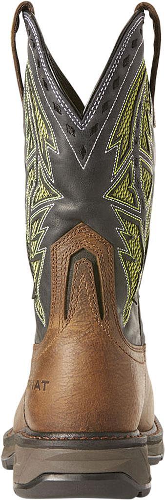 82d6f09ae11 Ariat Brown Workhog Xt Venttek Spear Carbon Toe Work Boot for men
