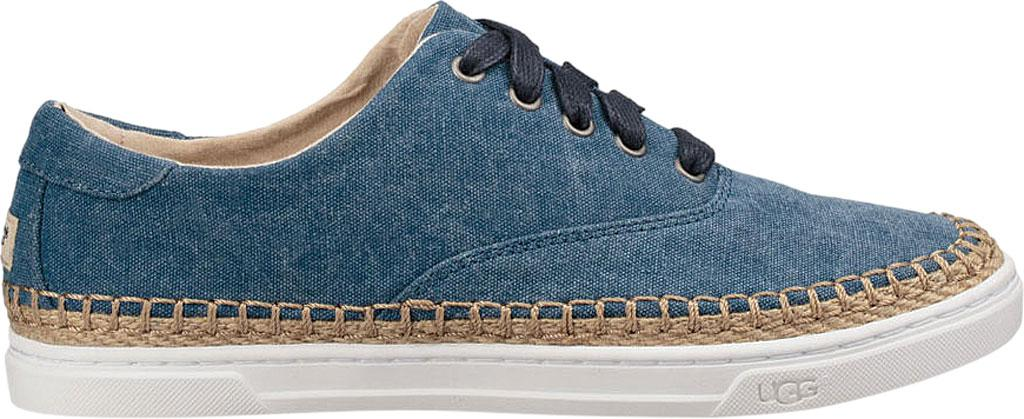 6c5ffd0b02b Lyst - UGG Eyan Ii Canvas Sneaker in Blue