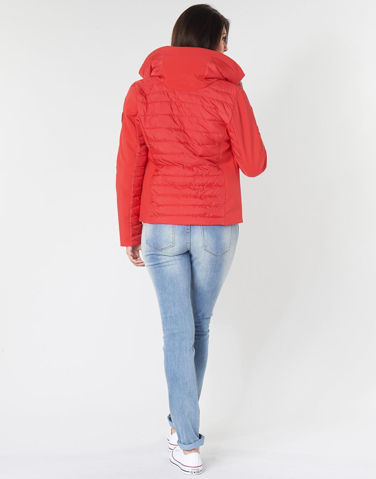 05-908-51-5397-3125 femmes Doudounes en rouge S.oliver en coloris Rouge