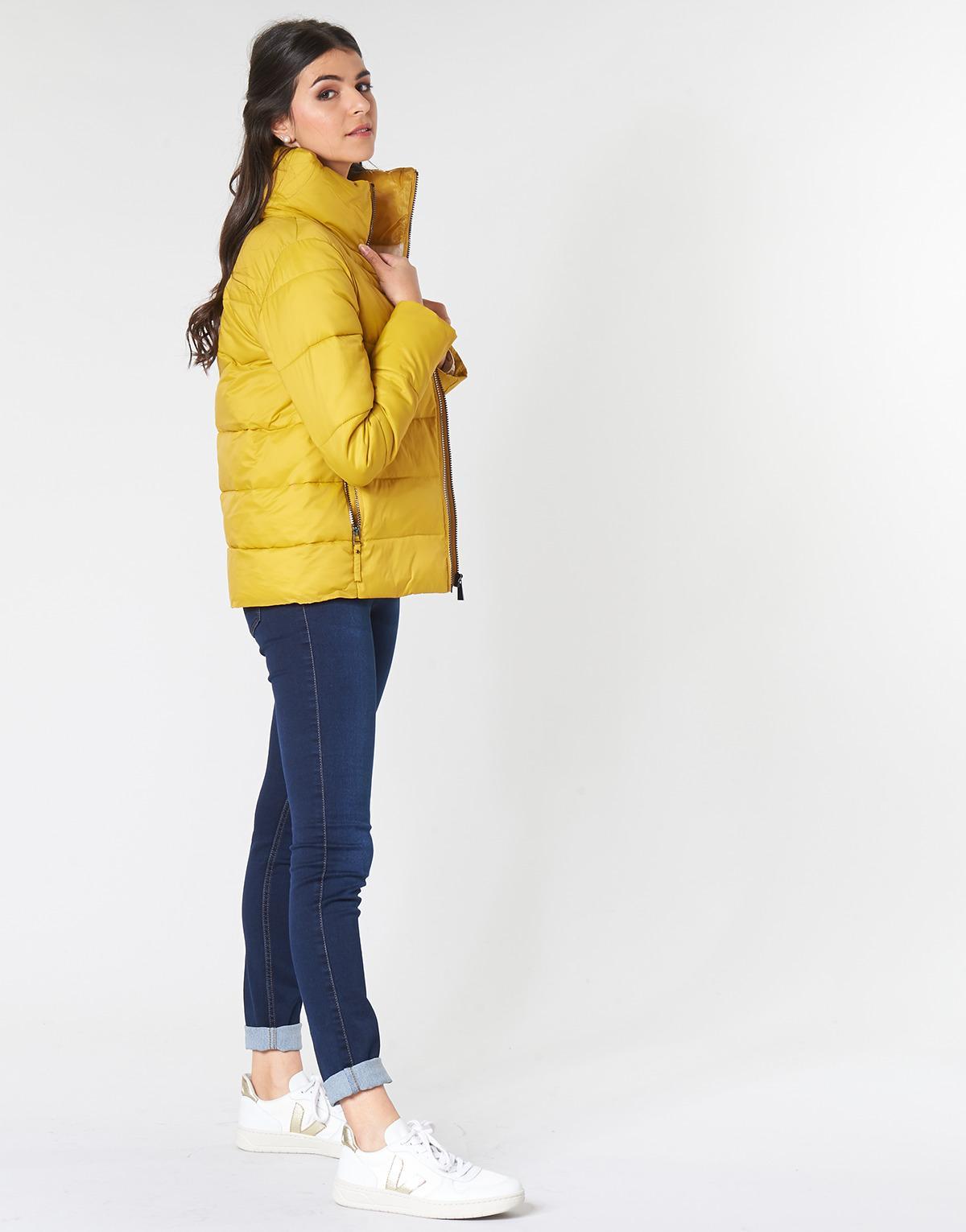 05-909-51-2364-1543 femmes Doudounes en jaune S.oliver en coloris Jaune - 7 % de réduction