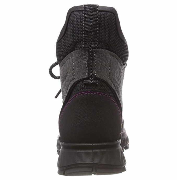 Ecco Wo Winter Boots Grey Exostrike L in Gray - Lyst