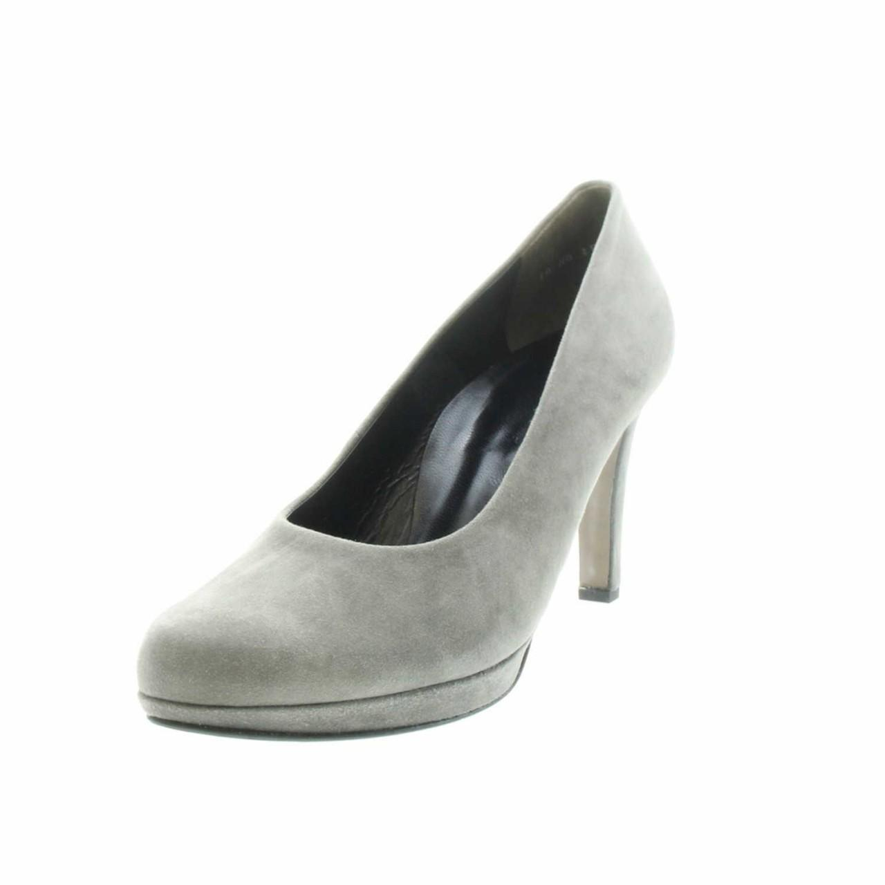 cheap for discount cce23 096c4 Paul Green Gray Wo Court Shoes Grey Plateaupumps 2834 884