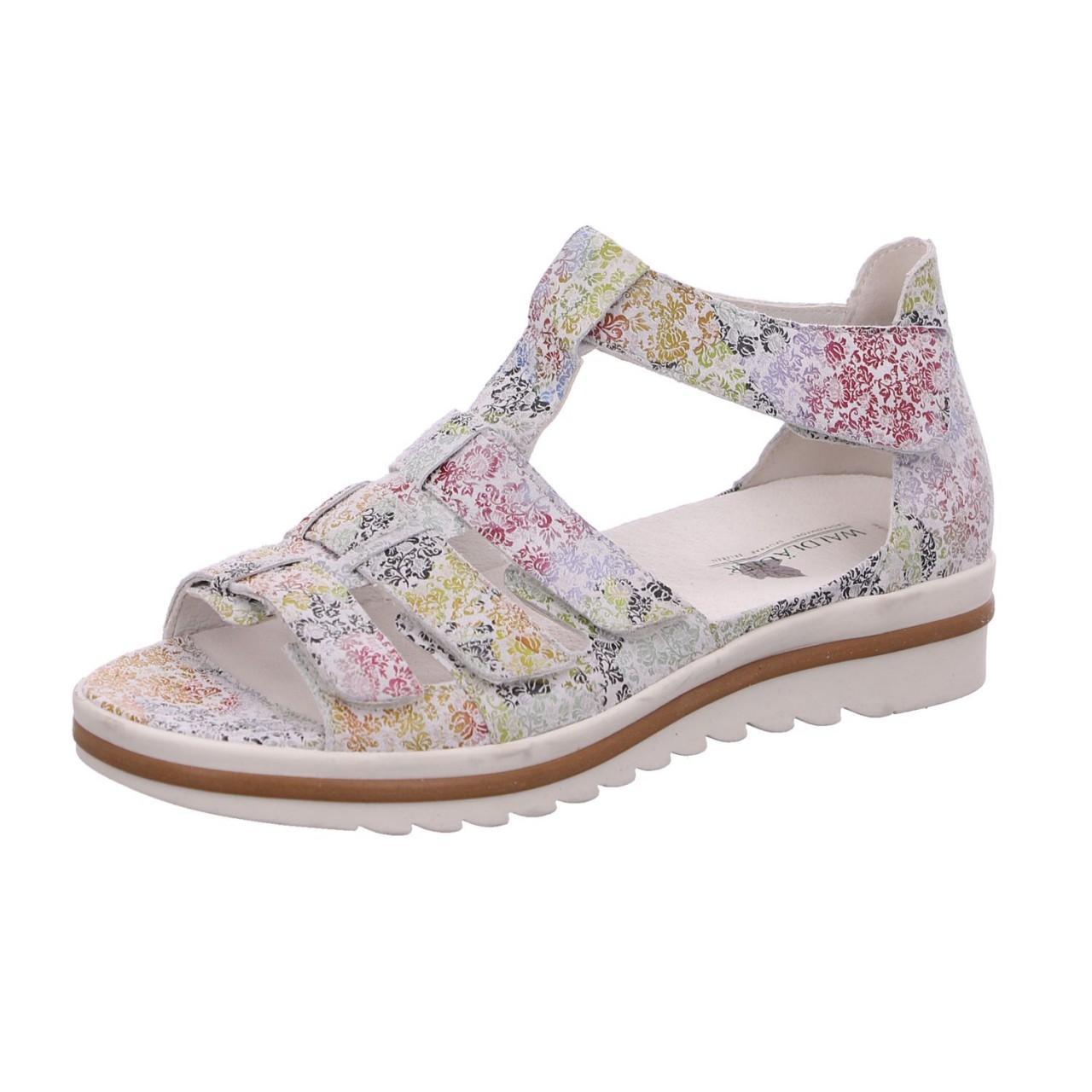5d1e15497ea Waldläufer Wo Comfort Sandals W bunt B - Lyst