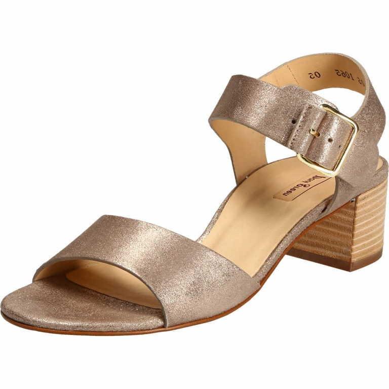 good buy best high quality Paul Green Wo Klassische Sandalen Metallic 0062-6085-052 ...