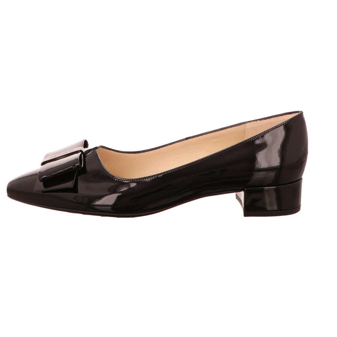 50be5c17e86 Peter Kaiser Wo Court Shoes Black Sera in Black - Lyst