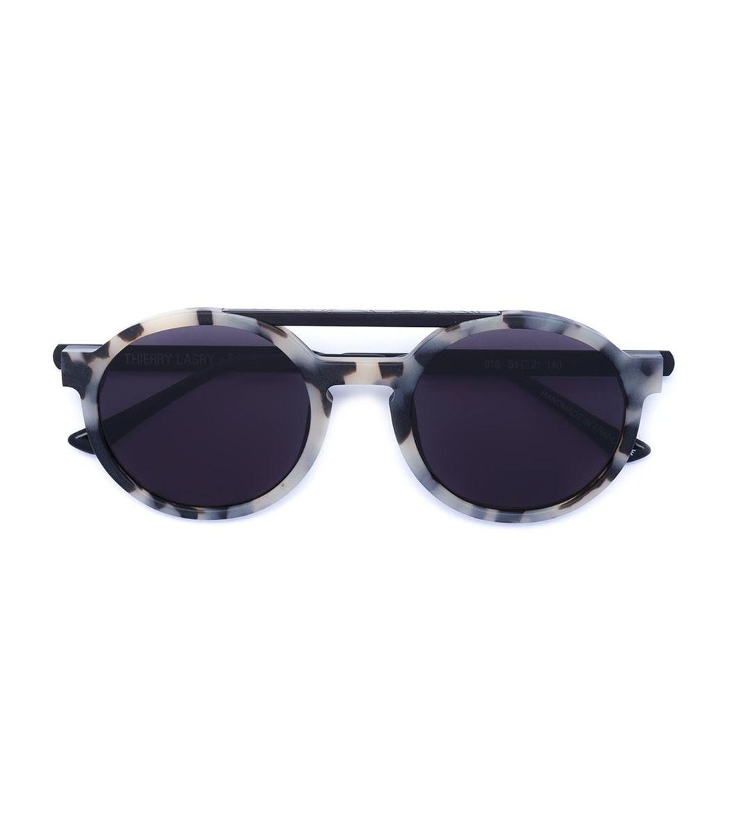 80467692b1 Lyst - Thierry Lasry   X Dr. Woo  Sunglasses in Gray
