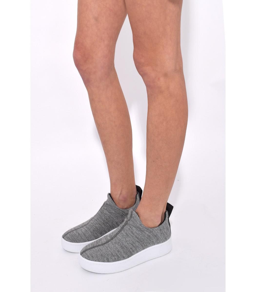 Rag \u0026 Bone Leather Orion Knit Sneaker