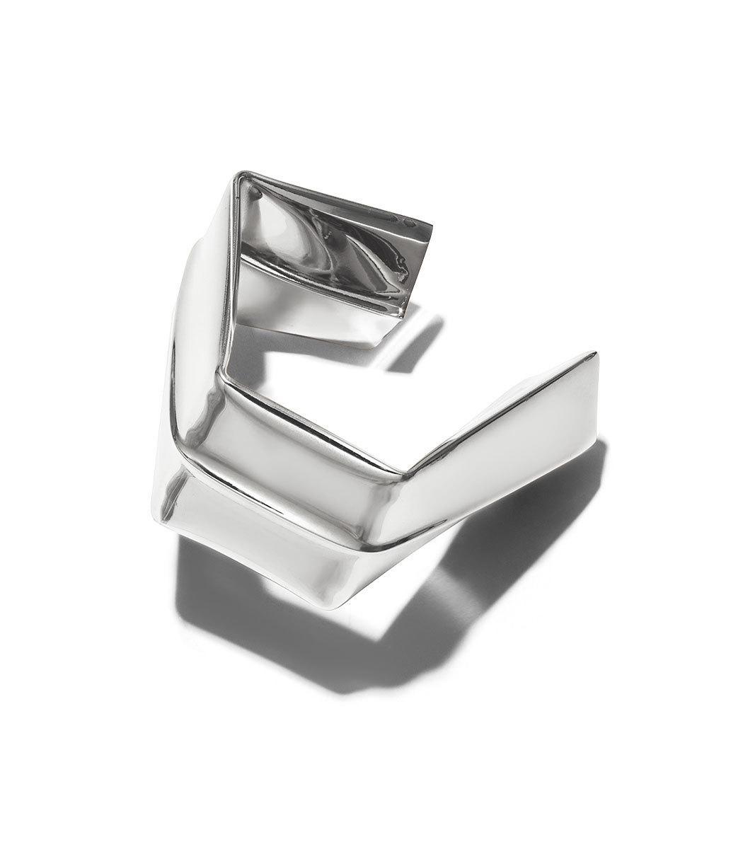 Proenza Schouler Small Square Bracelet - Metallic fM7ed