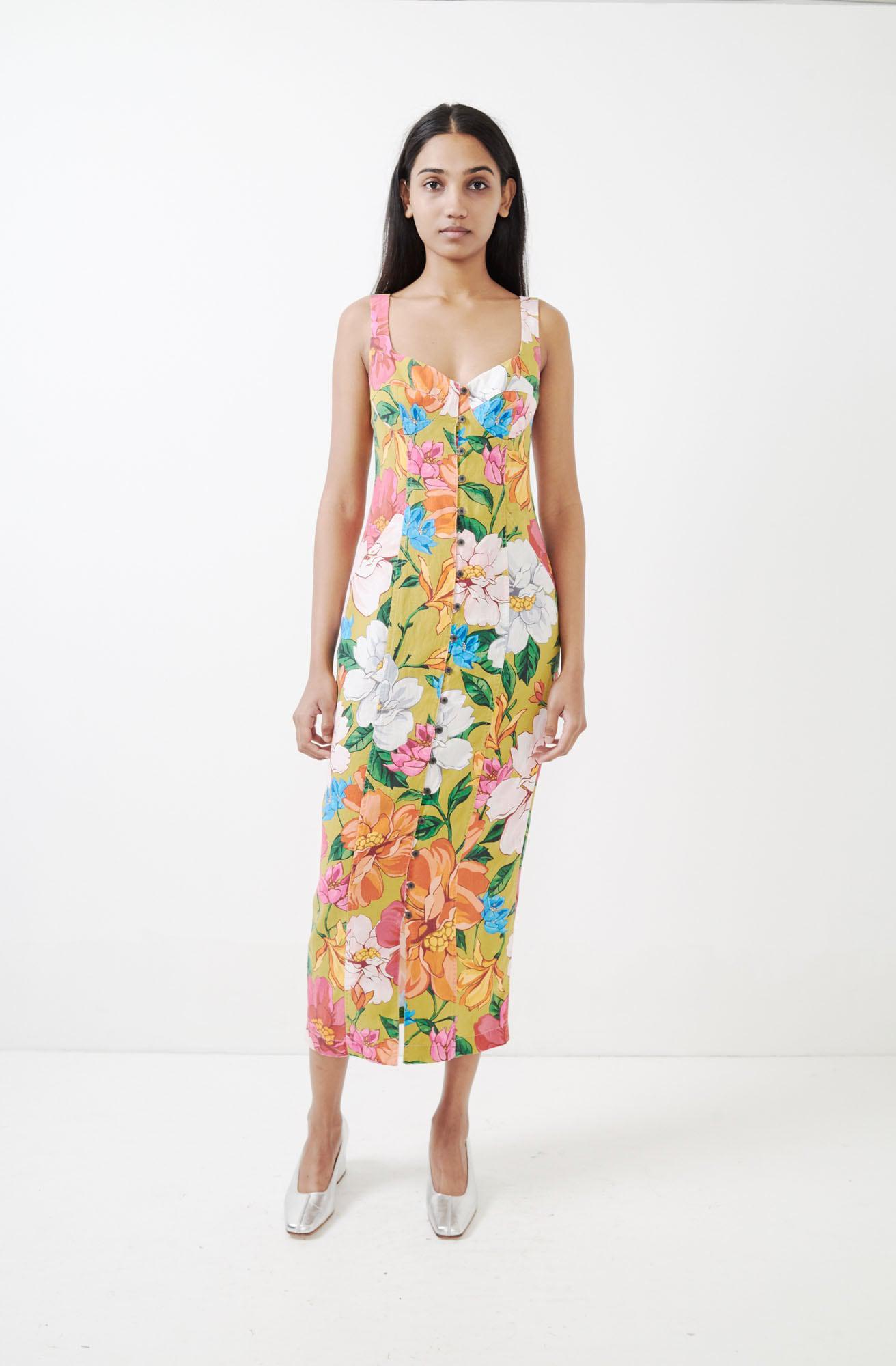 88683cb0c47 Mara Hoffman Multicolor Angelica Dress