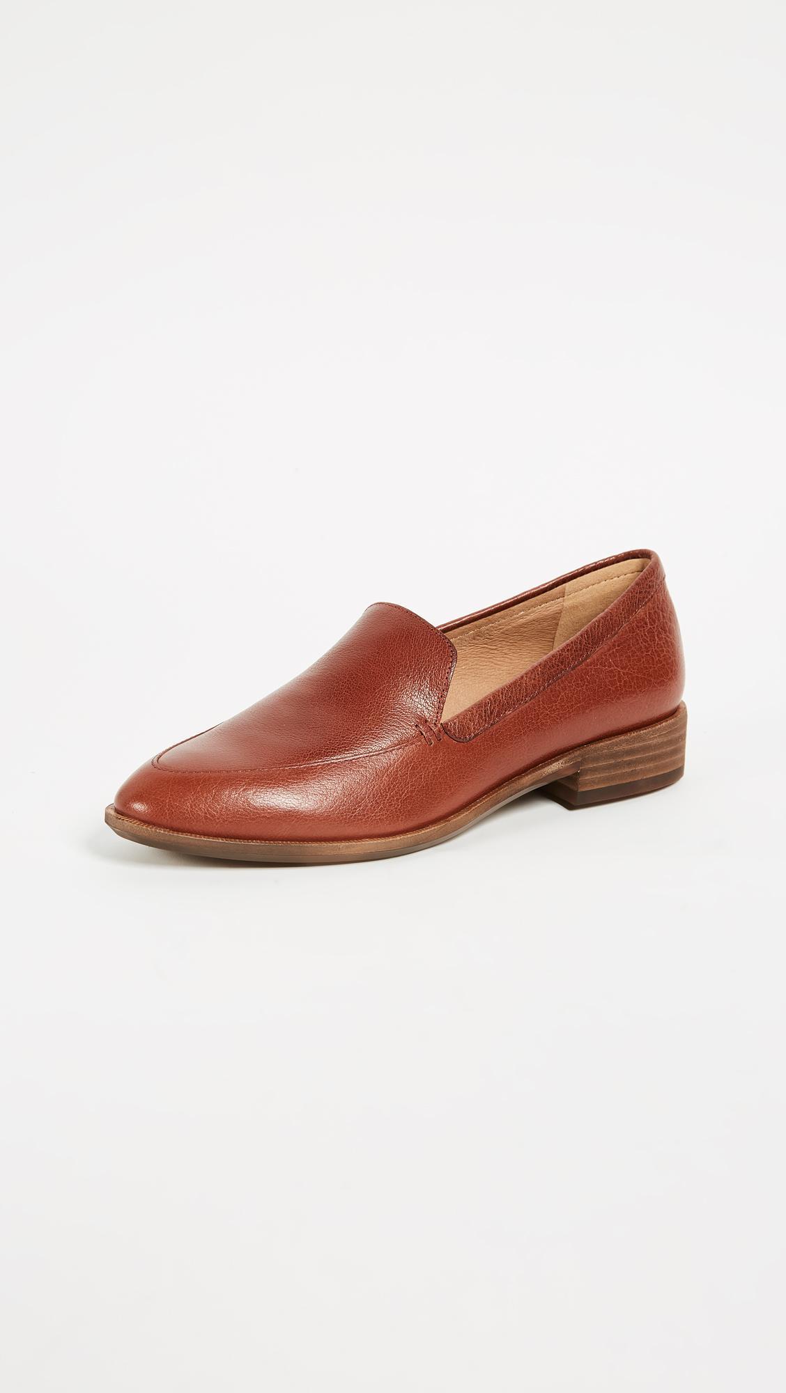 b84fb3cef5b Lyst - Madewell Perin Loafers
