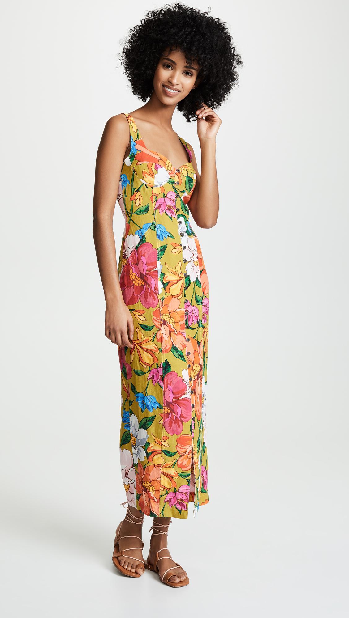 593c9913021 Women's Green Angelica Dress