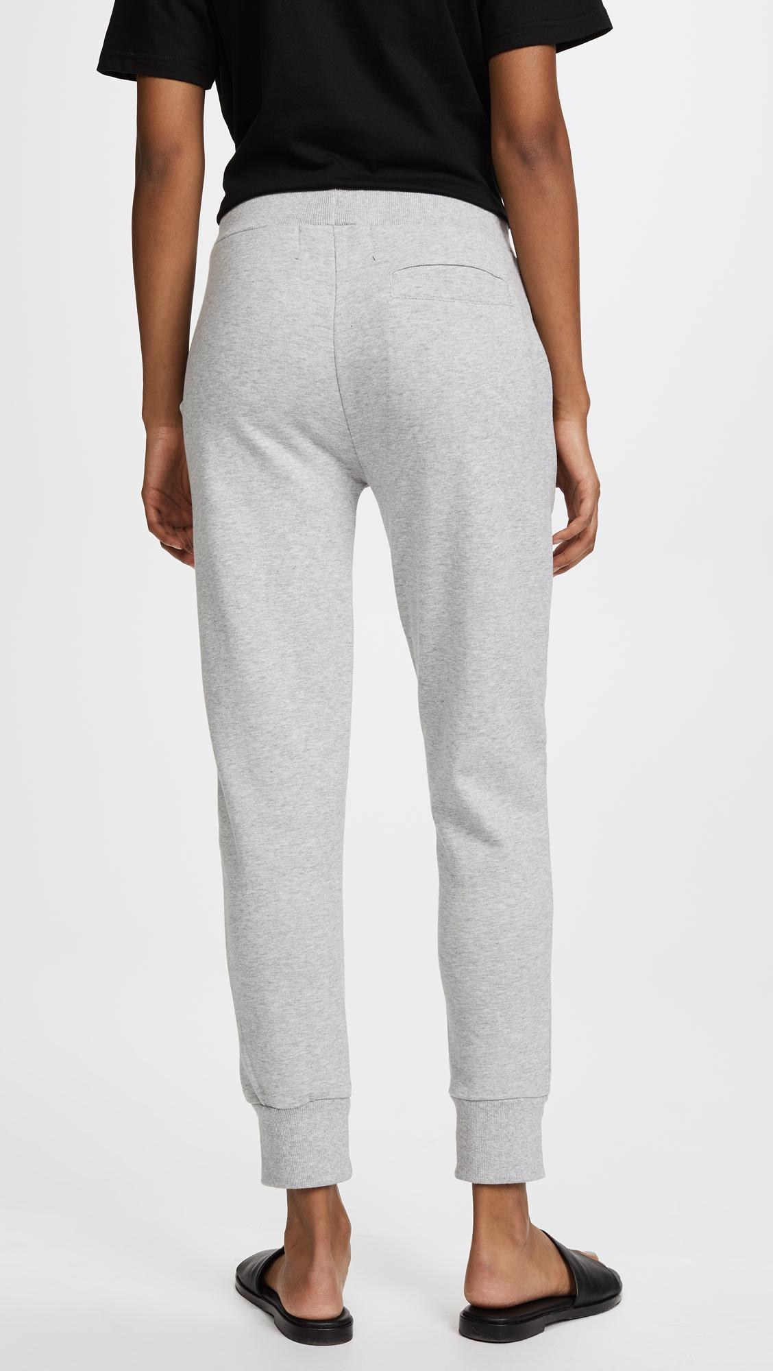 43e61bbb162f Lyst - Fila Frances Jogger in Gray