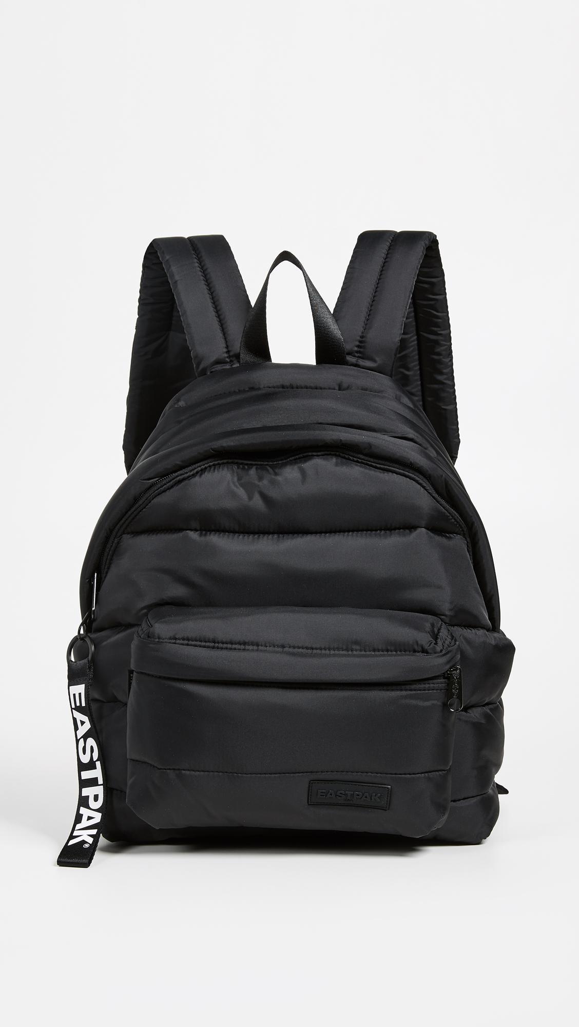 b77e71a65d Eastpak - Black Puffer Lab Padded Pak'r Backpack - Lyst. View fullscreen