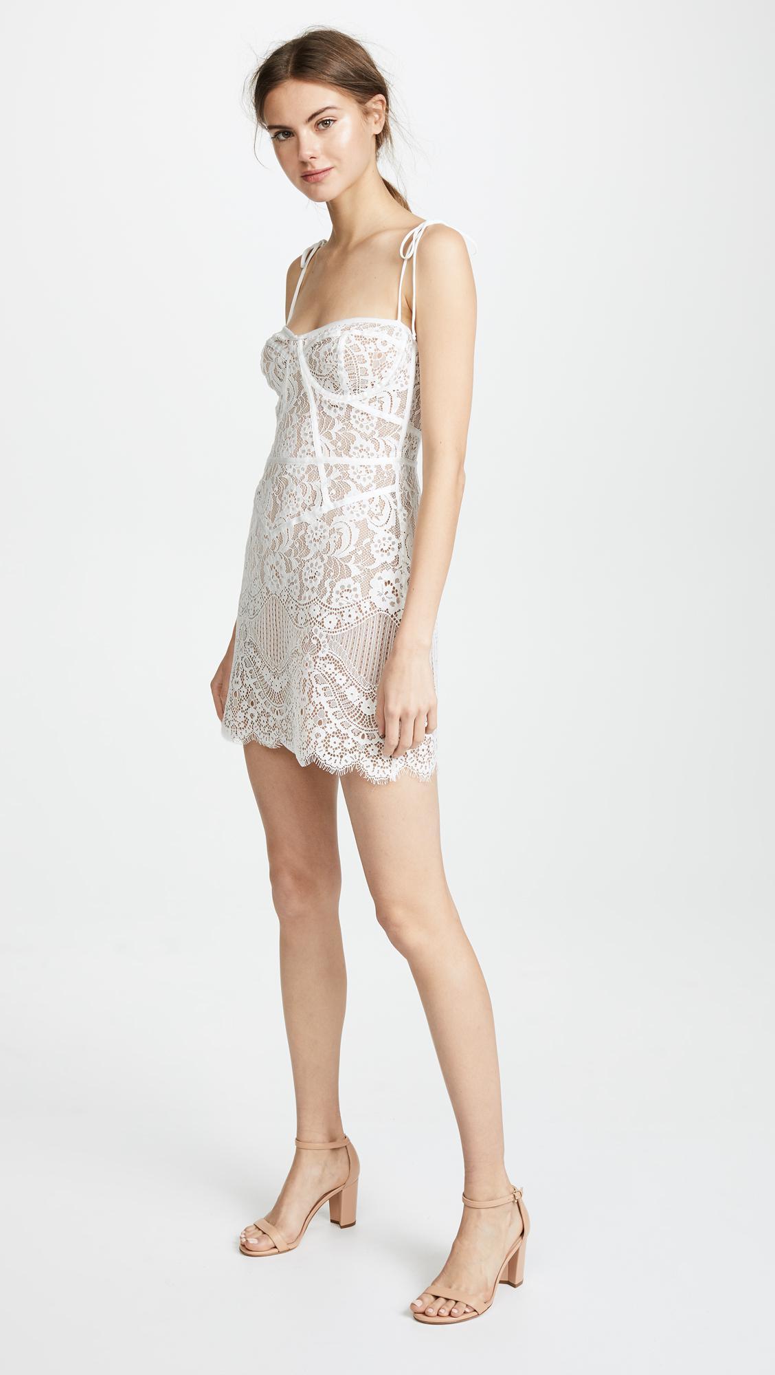 Tati Lace Corset Dress