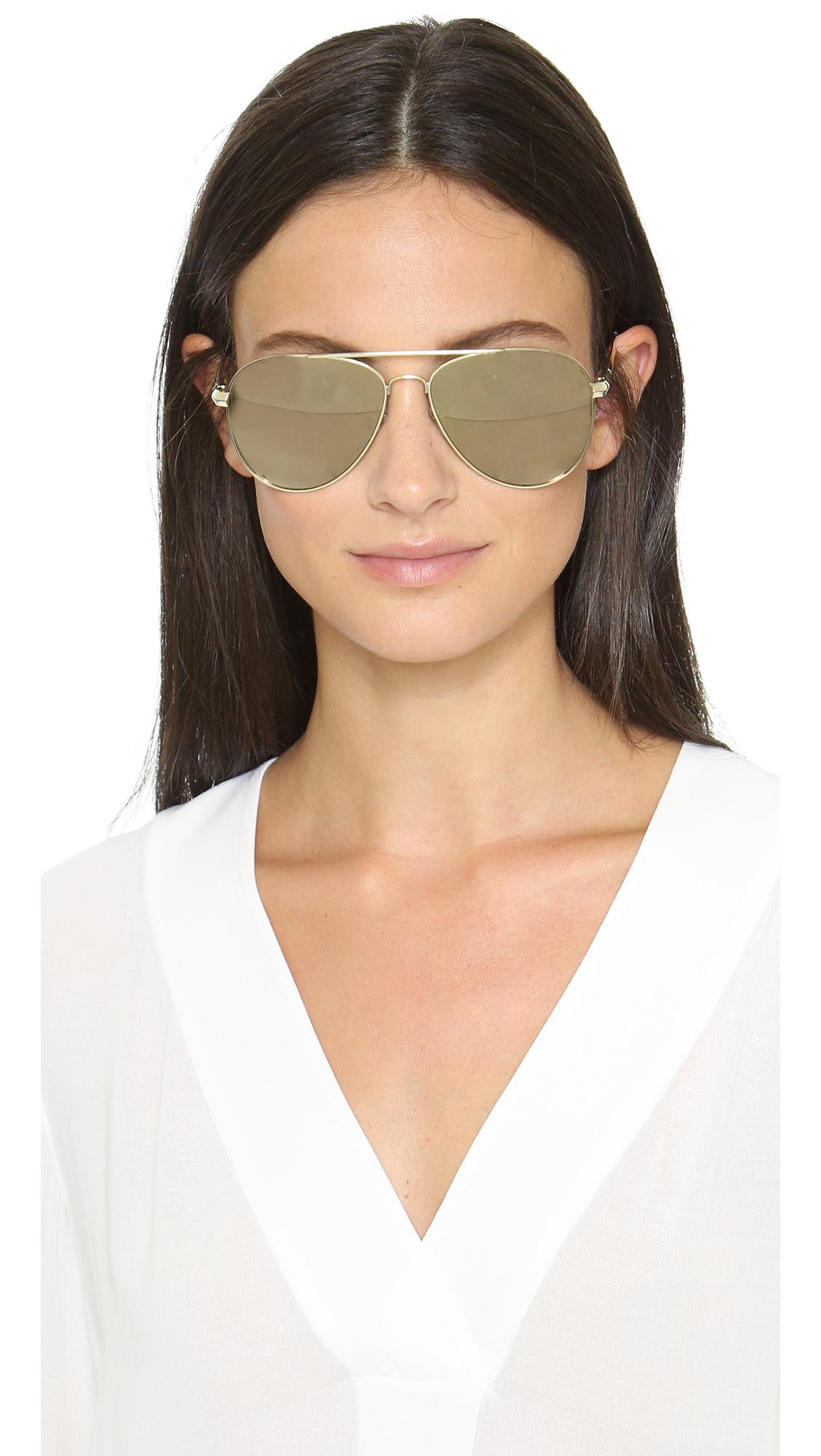 Drop Le Top Sunglasses Metallic Specs OXwkP08n