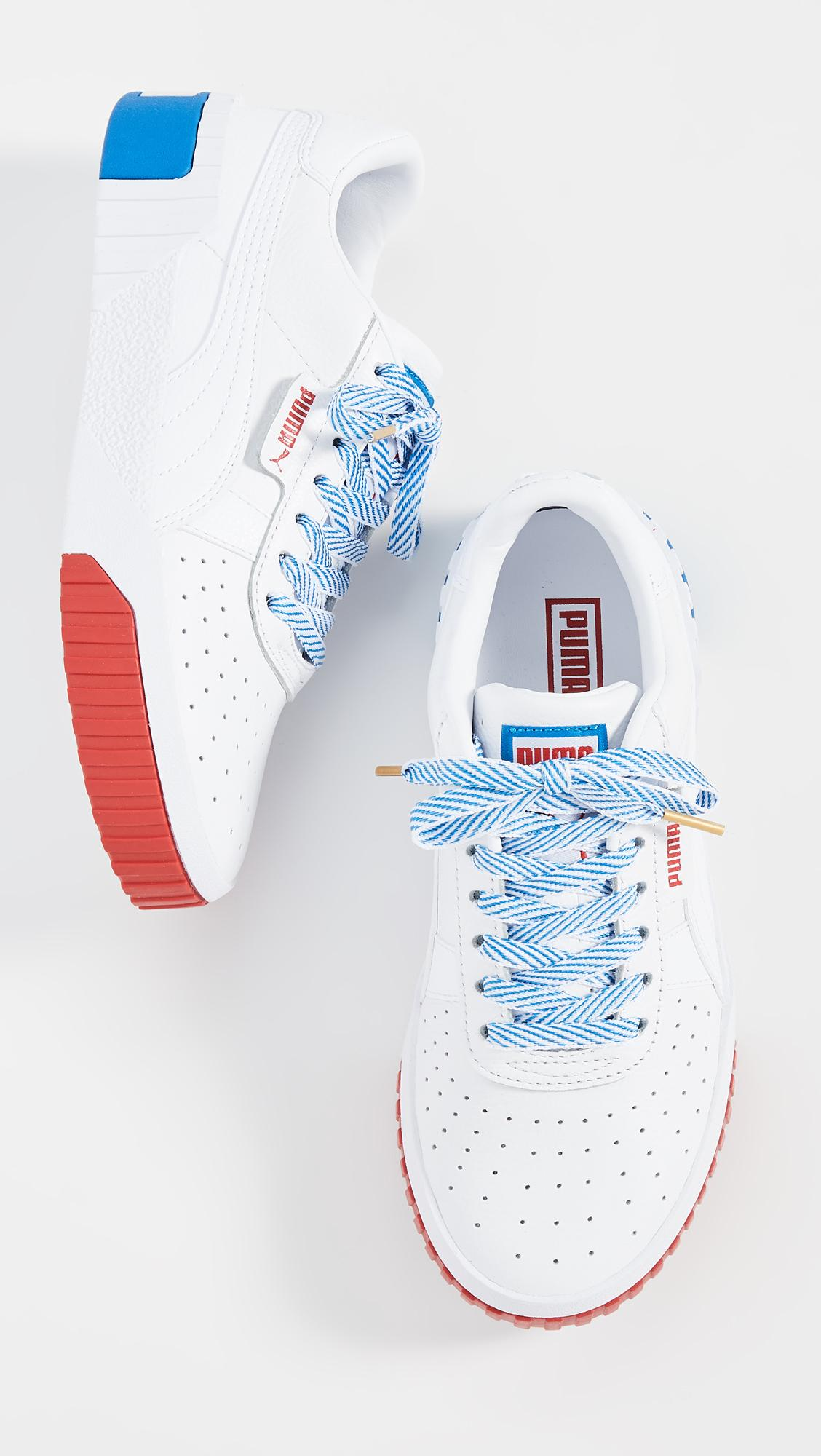 Cali RWB Womens Sneakers | Puma shoes women, Sneakers