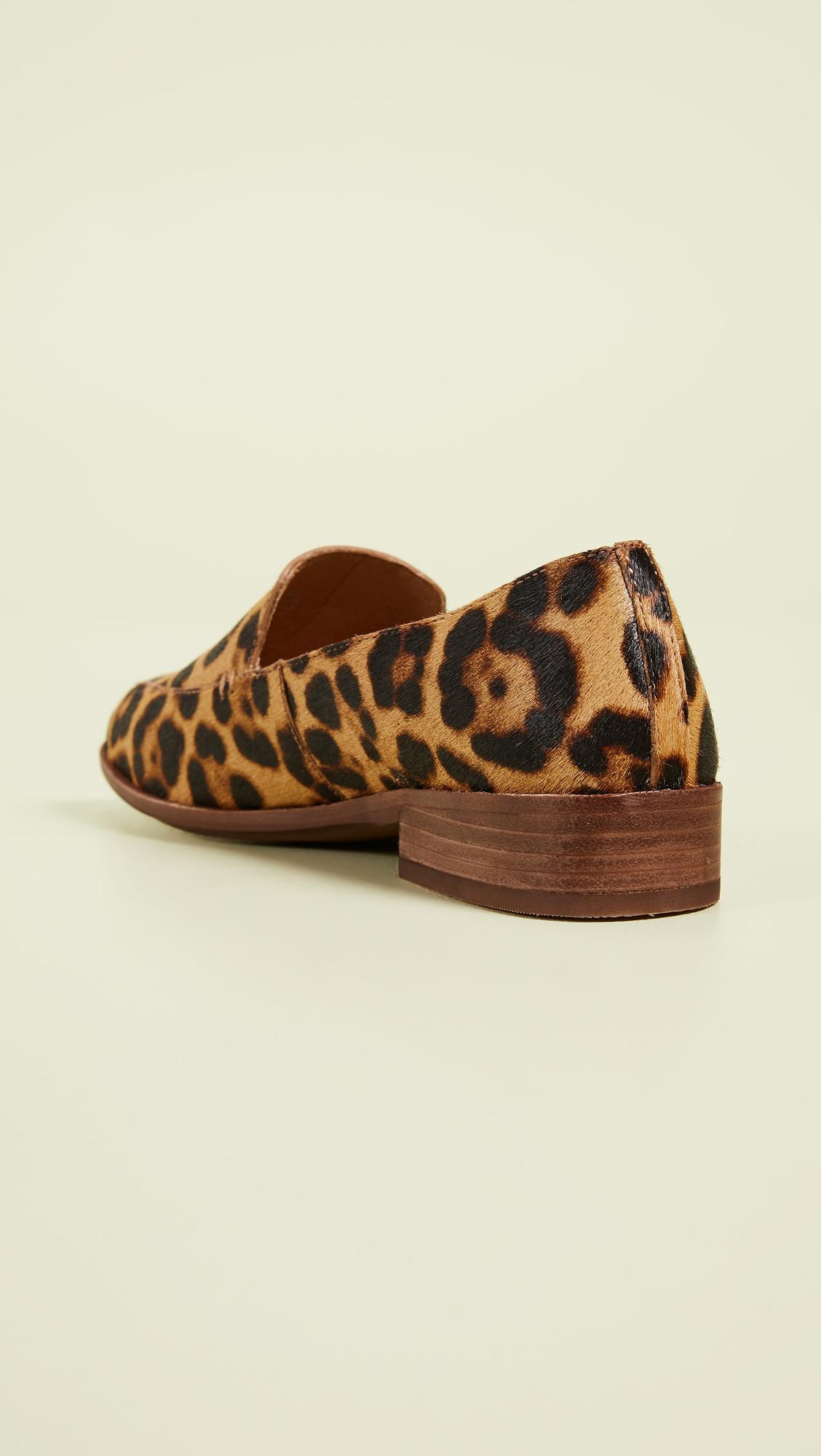034e104e57b Madewell - Multicolor Frances Leopard Loafers - Lyst. View fullscreen
