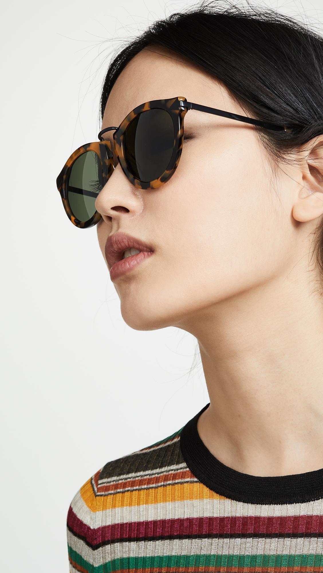 76cb8e8877ac ... Alternative Fit Harvest Sunglasses - Lyst. View fullscreen