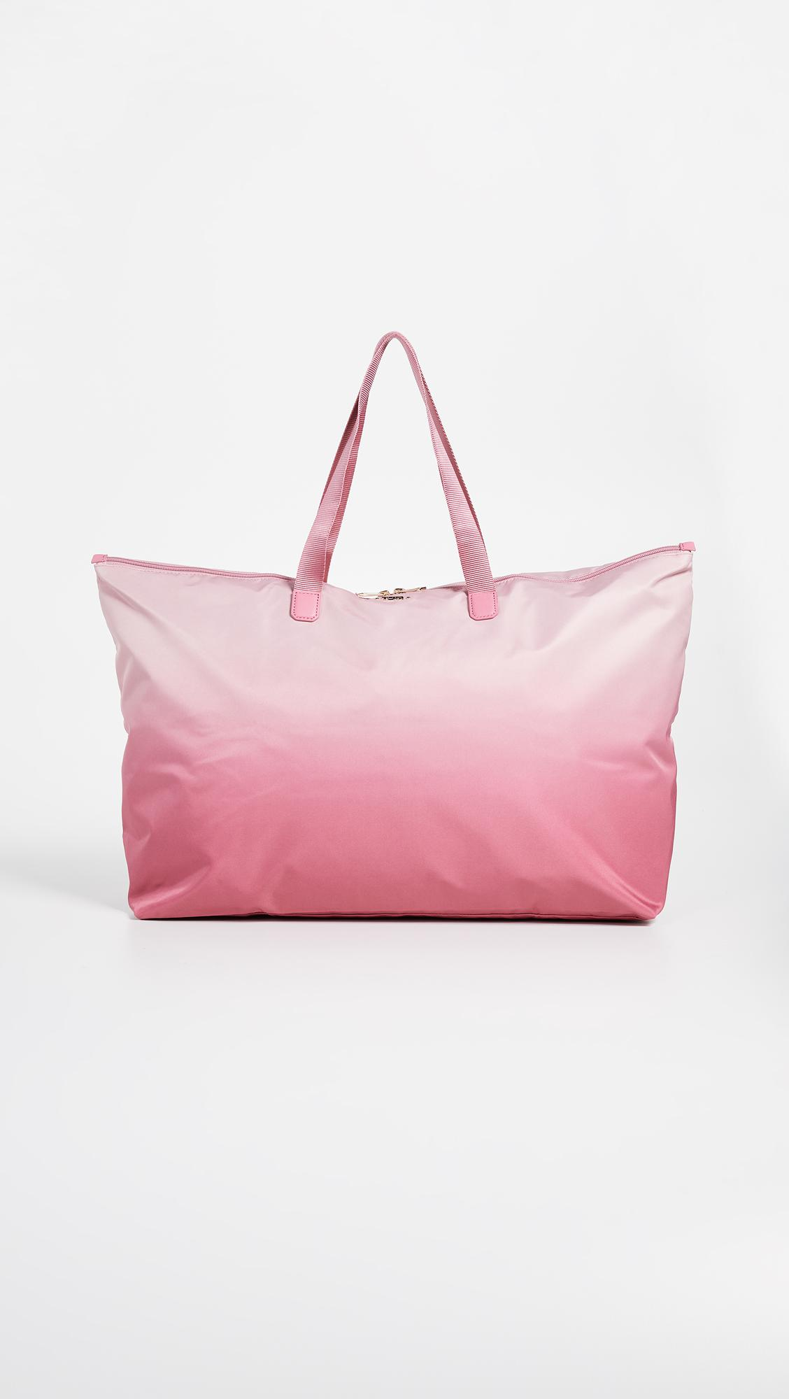 b343bbb5a Tumi Voyageur Just In Case Tote Bag in Pink - Lyst