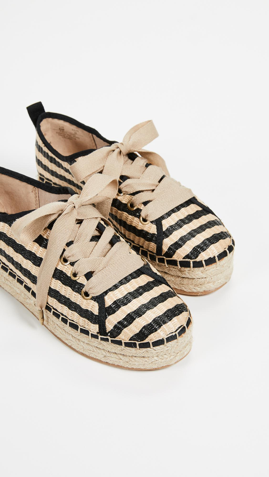 Sam Edelman Canvas Celina Espadrille Sneakers