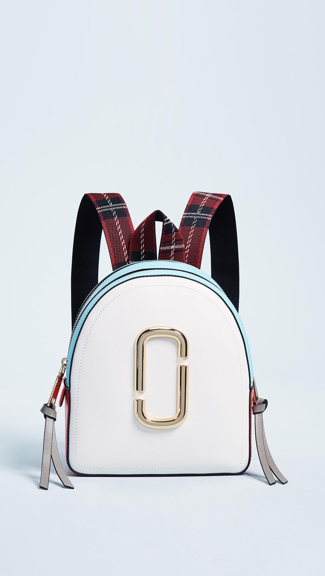 e7d4dc9748de Lyst - Marc Jacobs Packshot Backpack