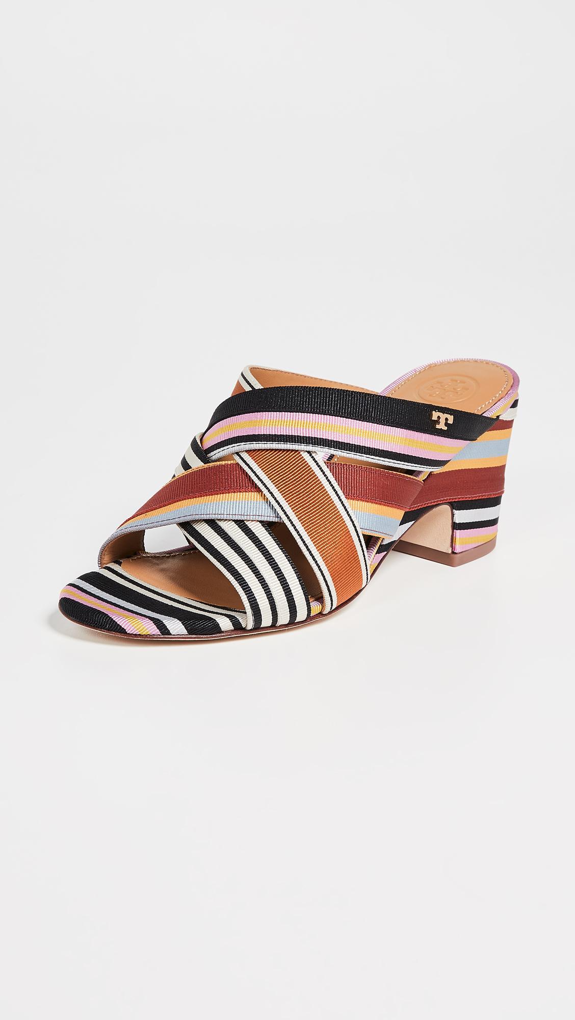 9fecd1539 Tory Burch. Women s Graham 65mm Wedge Sandals