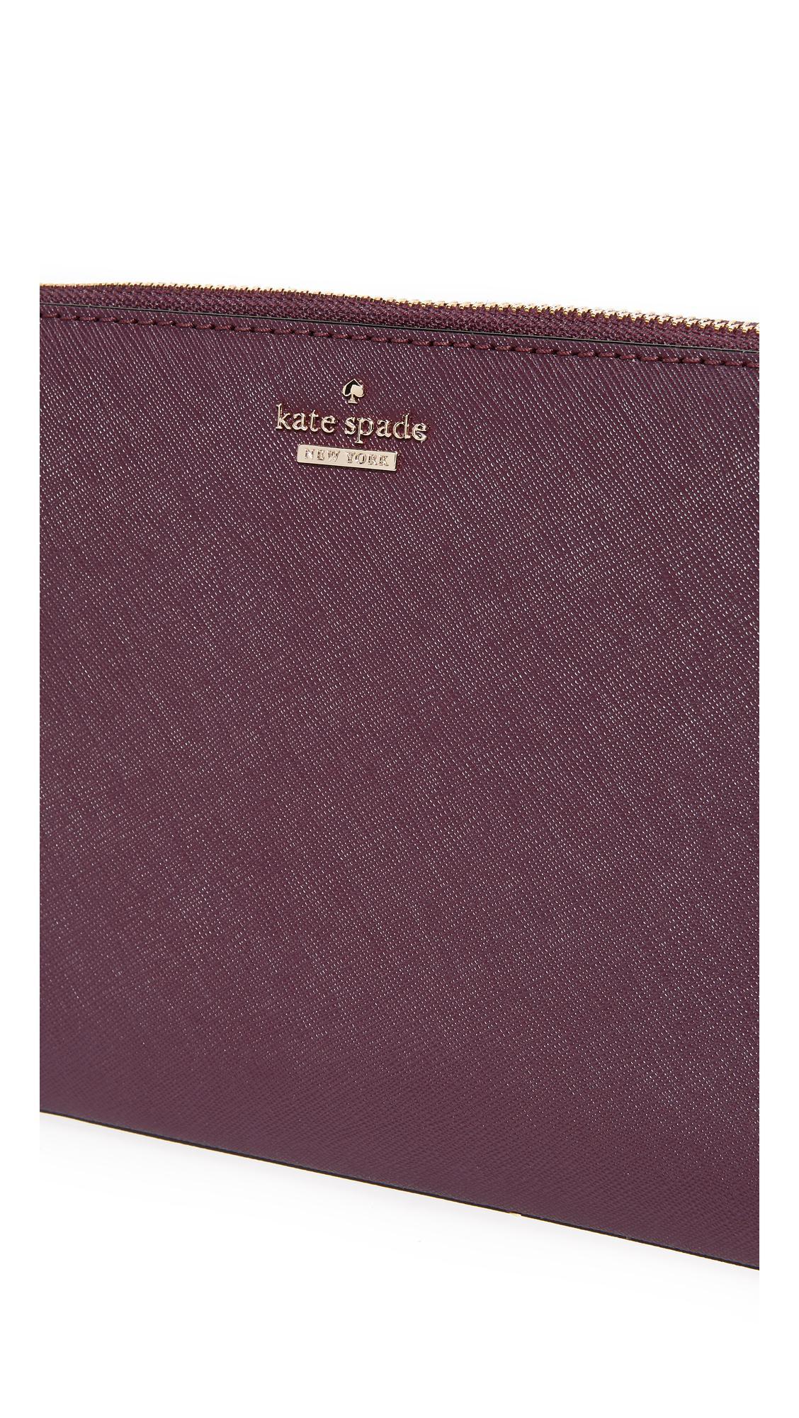 Kate Spade Leather Dilon Cross Body Bag