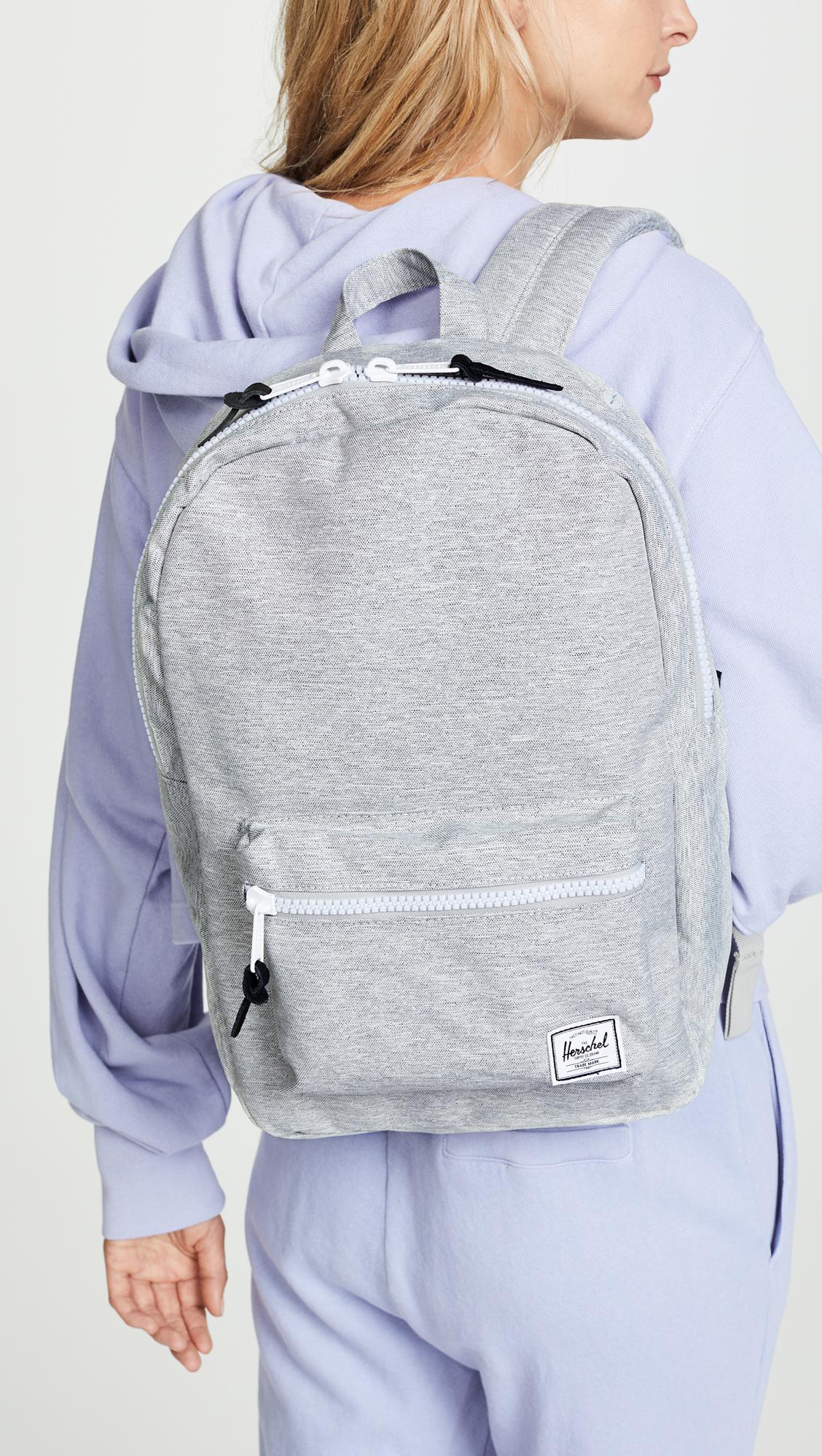 08d72698591 Herschel Supply Co. - Gray Settlement Mid Volume Backpack - Lyst. View  fullscreen