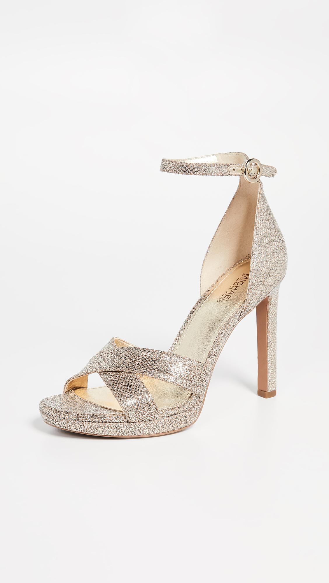 9e86b99455d039 MICHAEL Michael Kors. Women s Alexia Ankle Strap Sandals
