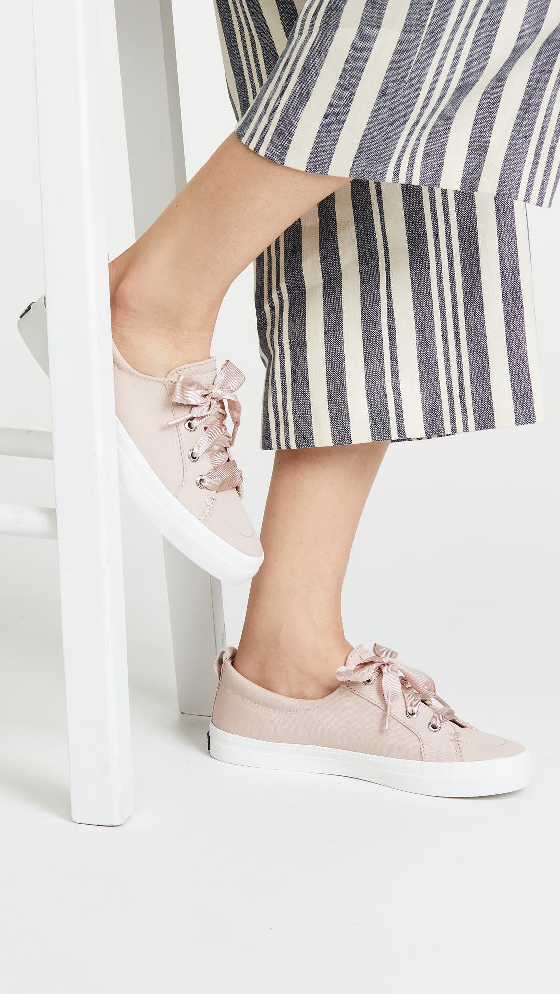 Sperry Top-Sider Crest Vibe Satin Lace
